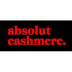 Absolut Cashmere.