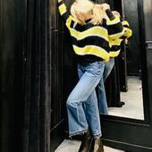 Questo è il mio #outfitoftheday , sportivo e chic allo stesso tempo 💛🖤🤍 da@joannaboutique  e on line www.joannaboutique.com  🔥💣 -15% 💣🔥   Eco pelliccia @brandunique  Maglia @brandunique  Jeans @donthefuller  Stivaletti Cinzia Araia  #joannaboutique #bedifferent #fashion #fashionstyle #instafashion #fashiongram #outfitinspiration #outfit #me #mylook #lookoftheday #chic #glamour #glam #fashionaddict #shoppingonline #shop #blackfriday #winteroutfit #winter2020 #ecofur #comfy #comfyoutfit #ootd #ootdfashion #styleinspiration #urban #goodvibes #motivation