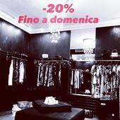 -20% fino a domenica 🔥 @joanna_boutique  www.joannaboutique.com  #joannaboutique #bedifferent #shoppingonline #blackfriday #fashion #fashionstyle #fashionaddict #fashionable #instafashion #goodvibes #me #outfit #mylook #myinstagram #streetstyle #urbanstyle #ootd #ootdfashion #black #blackandwhite #rockstyle #glam #glamour #goodvibes #motivation #fashiongram