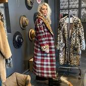 🔥Finalmente ci siamo!!🔥 Da domani il cappotto più atteso della stagione, sarà in #boutique e presto anche online!! ❤️#staytuned ❤️ @joanna_boutique  Online www.joannaboutique.com  ✔️Scarica la App Joanna Boutique   #joannaboutique #bedifferent #fashion #instafashion #fashiongram #fashionable #fashionaddict #whatiworetoday #toptags #outfitoftheday #outfit #mylook #metoday #fashioninspo #streetstyle #urbanstyle #ootd #ootdfashion #clothes #portraitmood #lookbook #outfitgoals #fashiondiaries #picoftheday #madeinitaly #coat #fur #check