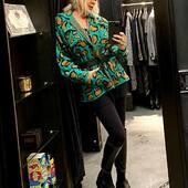 Un bel maculato verde brillante 💚🖤🤎per questo caldissimo cardigan di @akep_official da @joanna_boutique e on line www.joannaboutique.com  🔥-15% online fino al 20 novembre 🔥  Cardigan @akep_official  Stivali Cinzia Araia  Borsa @_ioef_   #joannaboutique #bedifferent #fashion #instafashion #fashionista #shoponline #ootd #ootdfashion #comfyoutfit #outfitoftheday #mylook #myinstagram #glamour #glam #urbanstyle #urbanoutfit #outfitinspiration #outfitinspo #fashiongram #instastyle #clothes #shopping #shoppingtime #black #giungle #leopard